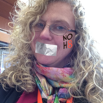 Mary Rose Muccie - For my son. NOH8. Only love.