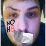 Raymond Tiberia - Uploaded by NOH8 Campaign for iPhone