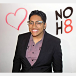 Jaci Navas - Uploaded by NOH8 Campaign for iPhone
