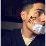 Alex Loera - Uploaded by NOH8 Campaign for iPhone