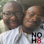 Ruben Brown  - Uploaded by NOH8 Campaign for iPhone