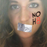 Carrie Warchol - Uploaded by NOH8 Campaign for iPhone