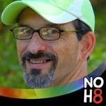 Alberto Benatti - NOH8 from Italy to the whole world