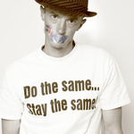 Sean Kienle - I first read about the NOH8 Campaign in our newspaper AFTER the photo session in Scottsdale. Wish I could have made it to the event.