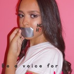 Auri - Equality includes everyone, spread the word NOH8!
