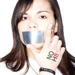 Melantha Hodge - NOH8 Photo Shoot presented by CFK Photography and Dollhouse Ent.