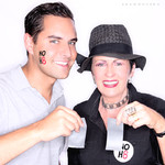 MP Alex Greenwich & Lord Mayor of Sydney Clover Moore
