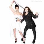 Pauley Perrette & NOH8 Dress Designer Terri King