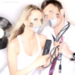 Teddy Sandman and Shastina Eloff