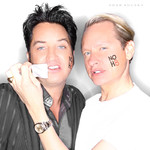Elvis and Carson Kressley