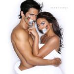 Brandon Beemer & Nadia Bjorlin