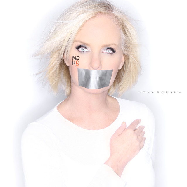 Meghan Mccain From Celebs Support Caitlyn Jenner: NOH8 Campaign