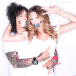 Nikki Sixx & Courtney Bingham