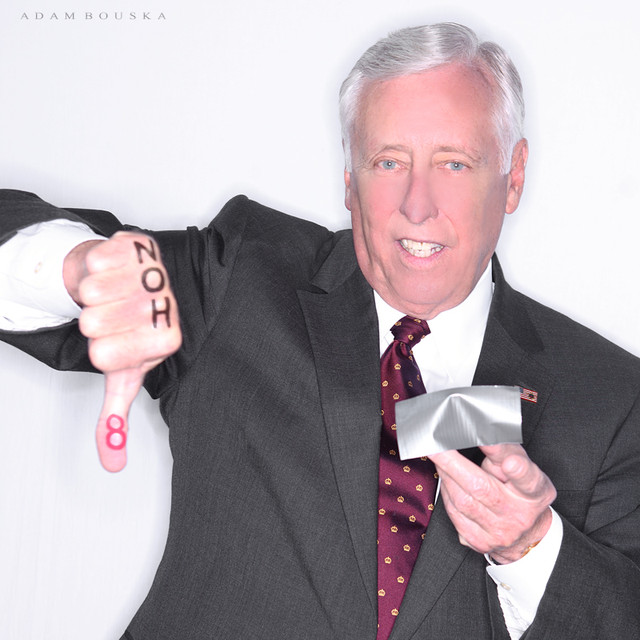 Democratic Whip Steny Hoyer (D-MD)
