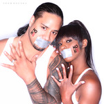 WWE Superstar Jimmy Uso & WWE Diva Trinity (Naomi)
