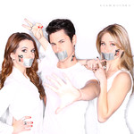 Katie Stevens, Michael Willett, & Rita Volk