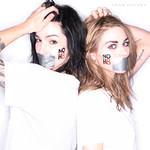 Lyn-Z Way & Frances Bean Cobain