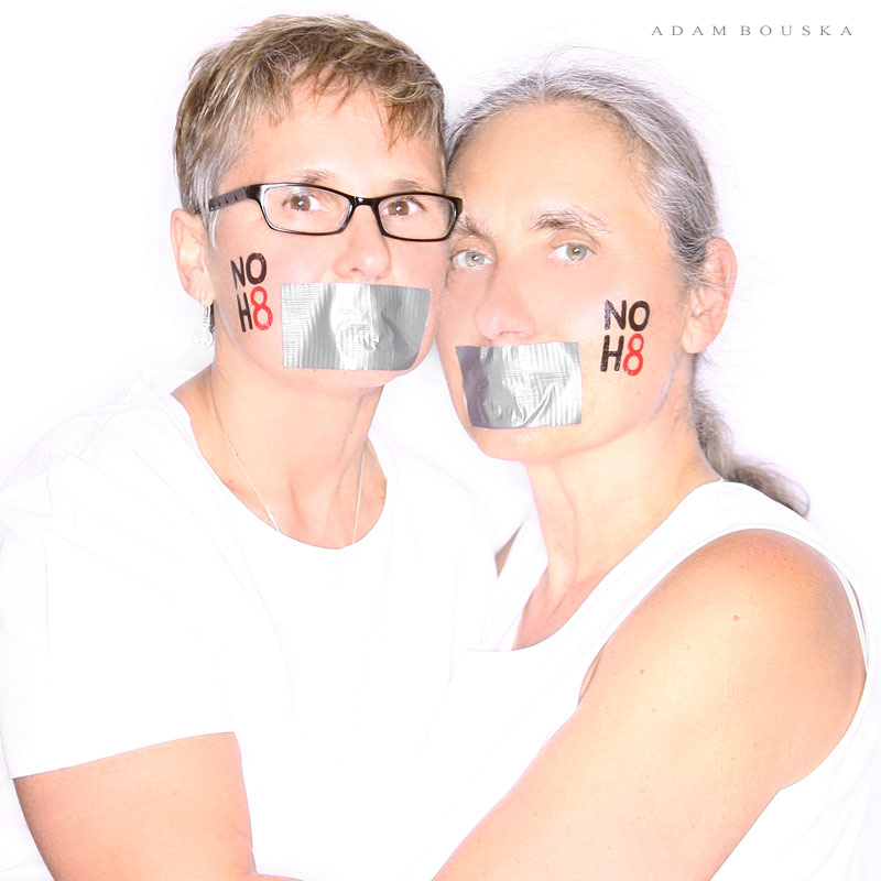 Des Moines Shopping >> Zach Wahls & Family Join the NOH8 Campaign | NOH8 Campaign