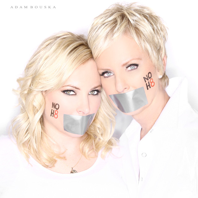 NOH8 ON THE HILL